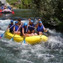 rafting freja